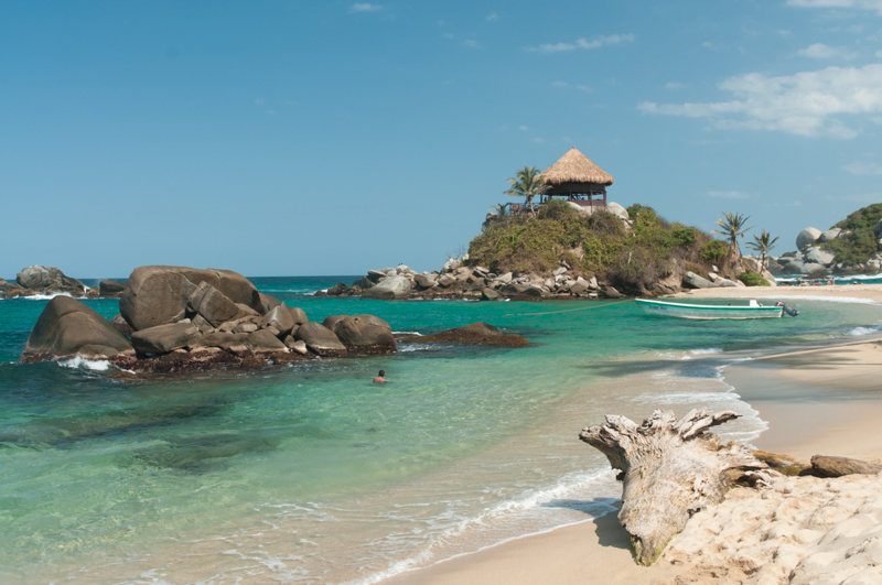 Cabo San Juan ; Parc naturel national Tayrona