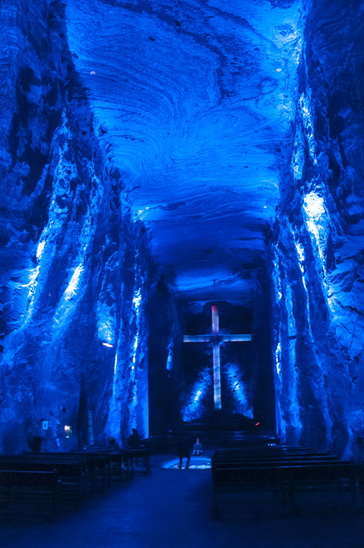 Cathédrale de sel ; Zipaquira