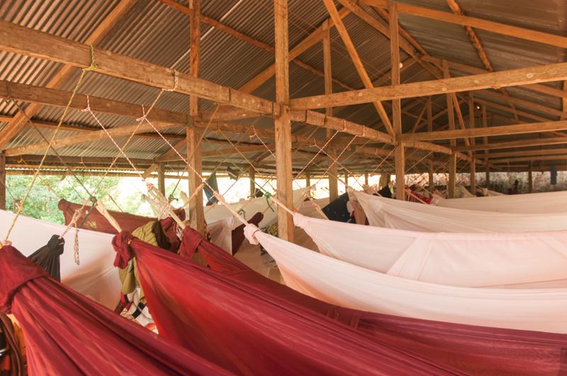 Cabaña de Alfredo ; Trek vers la Cité perdue (Parque Teyuna)