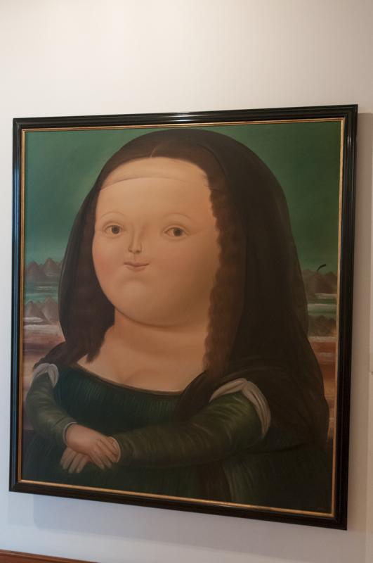 Musée Fernando Botero ; Bogota