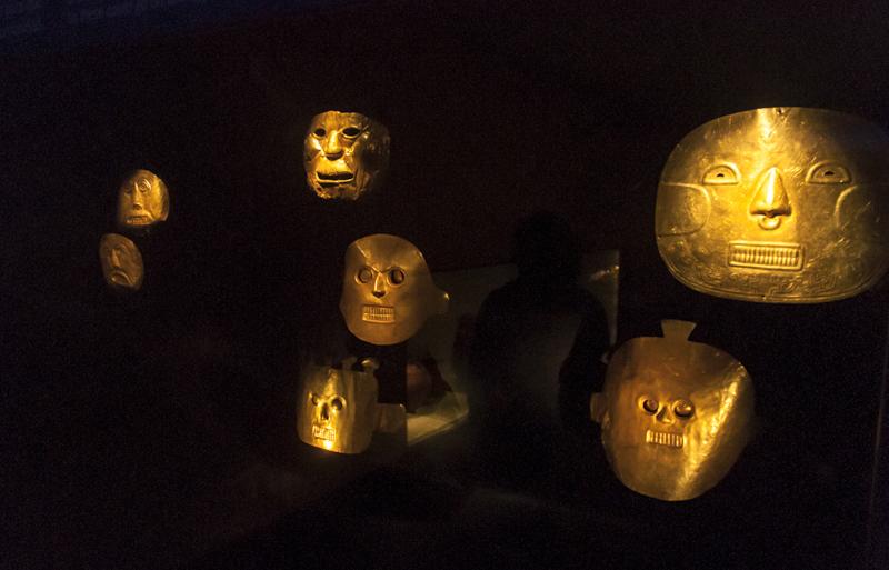 Musée de l'or ; Bogota