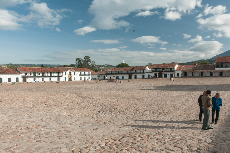 Plaza Mayor ; Villa de Leyva