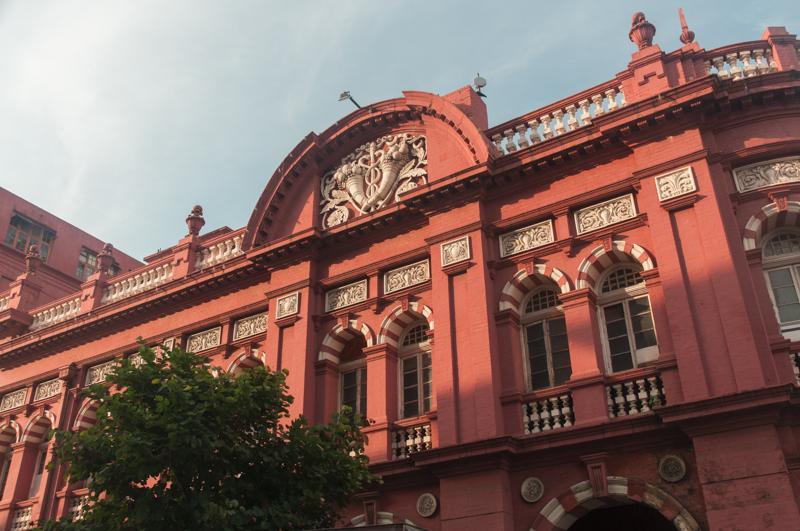 Dans le Fort, à Colombo
