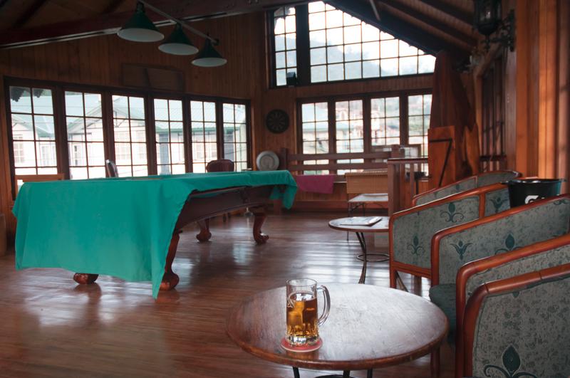 Pub de l'Alpine Hotel, Nuwara Eliya