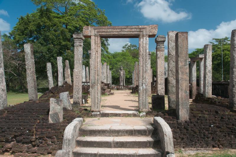 Atadage, Polonnaruwa
