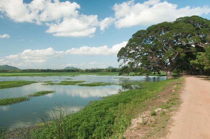 Debarawewa Lake, à Tissa
